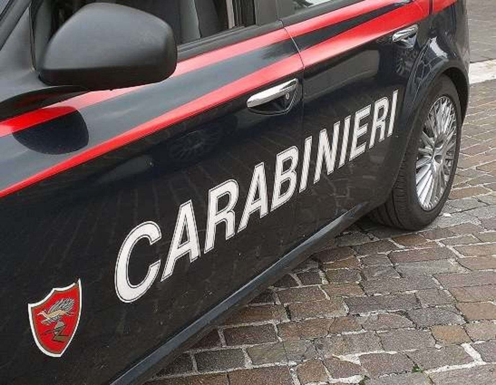 Trovato in possesso di cocaina, marijuana e hashish. Carabinieri arrestano pusher 21enne