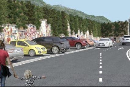 Via ai lavori per la realizzazione di un parcheggio al servizio dell'abitato della Borgata Maielli (Borgo degli Innamorati)