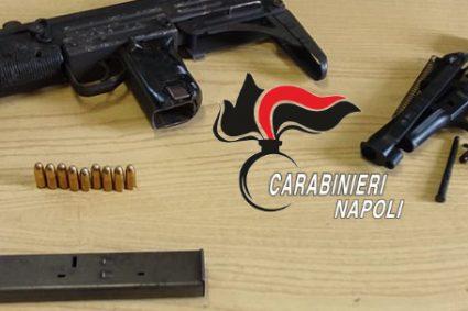 In 5 giorni 60 arresti. Servizi ad Alto impatto dei Carabinieri: controlli anche nei luoghi di detenzione, ad Afragola armi pronte a sparare