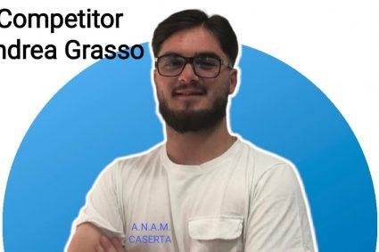 Il maddalonese Andrea Grasso campione italiano acconciatori maschili