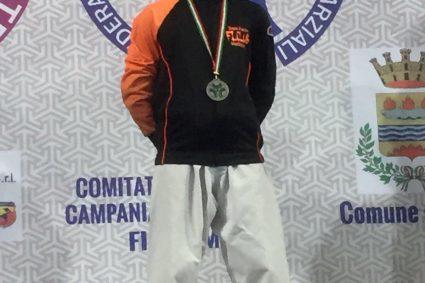 Europei di karate, la Nazionale italiana convoca Cristian Villano della FI. Club Maddaloni