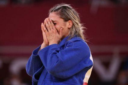 Tokio 2020, arrivano 2 bronzi: Centracchio nel judo, le ragazze nella spada a squadre