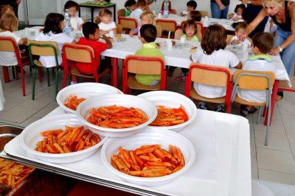 Grave non garantire la mensa scolastica. Mossca: «L'amministrazione si attivi subito»