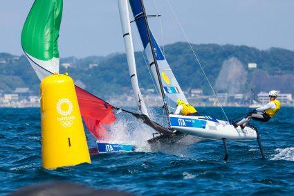 Tokio 2020, altro oro per l'Italia: Tita-Banti dominano nel Nacra 17