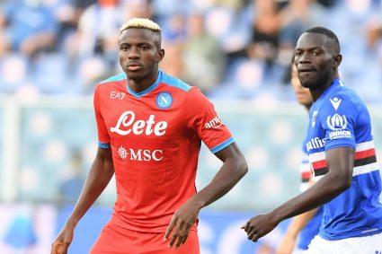 Il Napoli vola: 4 gol alla Sampdoria e primo posto a punteggio pieno