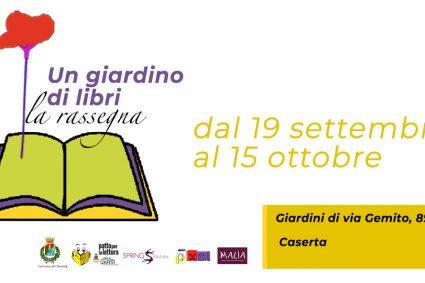 """Riparte """"Un giardino di libri"""" a via Gemito, al via da domenica 19 la rassegna autunnale"""