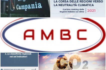 """AMBC: """"Campania, prima per una volta"""""""