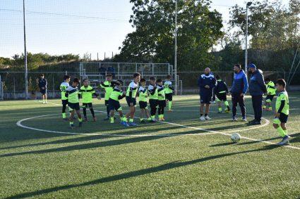 Maddaloni, il primo stage formativo per i ragazzi della Fenice Calcio