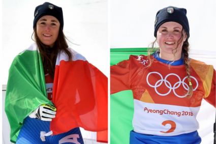 Olimpiadi invernali: Goggia portabandiera, Moioli alfiere nella cerimonia di chiusura